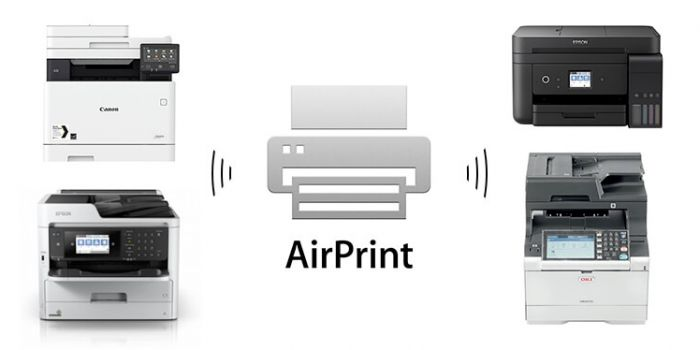 Imprimante AirPrint