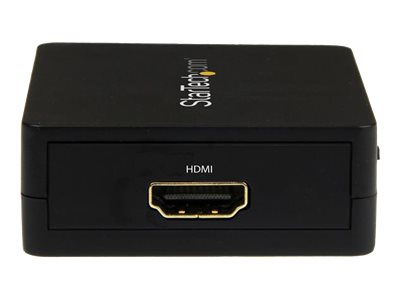 Startech : EXTRACTEUR AUDIO HDMI - HDMI VERS AUDIO 3 5 MM - 1080P