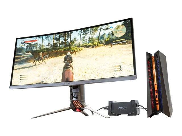 Asustek : 34I WLED/IPS 3440X1440 21:9 5MS PG348Q 1000:1 HDMI DISPPORT (15.76kg)