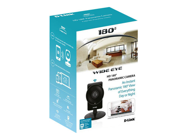 D-Link : WIRELESS AC HD 180 DAY & NIGHT HD 180 PANORAMIC CAMERA
