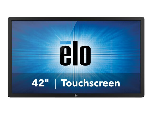 Elo Touch : ET4202L 42IN W LCD VGA HDMI NO TOUCH WW CL GRAY