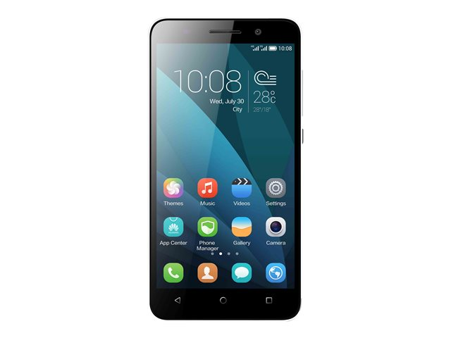 Huawei : HONOR 4X BLACK WHITE 8GB ANDR LTE 4IN (andrd)