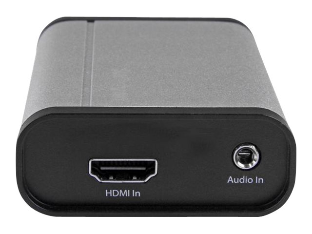 Startech : BOITIER D ACQUISITION VIDEO HDMI PAR USB 3.0 - 1080P 60 FPS