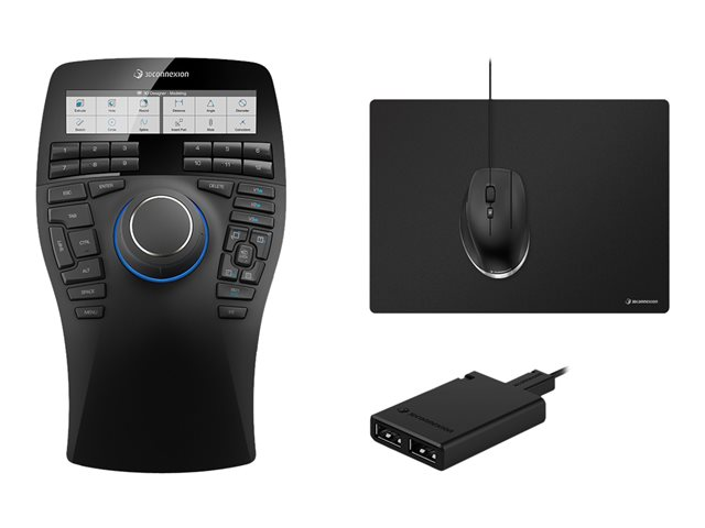 3Dconnexion : SPACE MOUSE ENTERPRISE kit SERIES: PROFESSIONAL