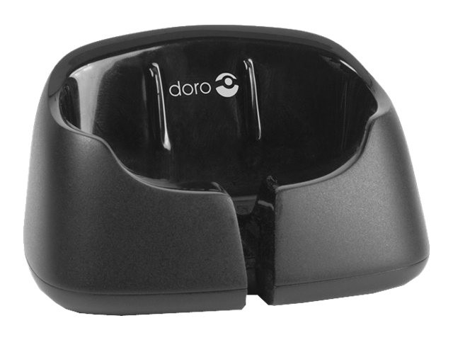 Doro : CHARGING CRADLE 612 BLISTER BLACK