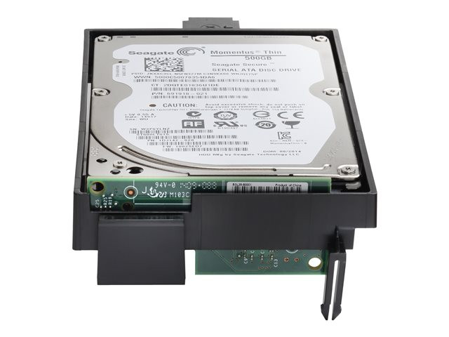 HP : SECURE HIGH PRFORMNCE HDD pour M604/M605/M606 SERIES