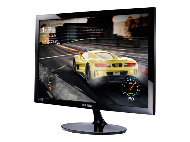 Samsung : 24IN LED 1920X1080 16:9 1MS S24D330H 1000:1 HDMI VGA