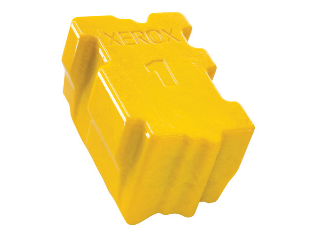 Xerox : GENUINE XEROX SOLID INK YELLOW PHASER 8860/8860MFP (6 STICKS)