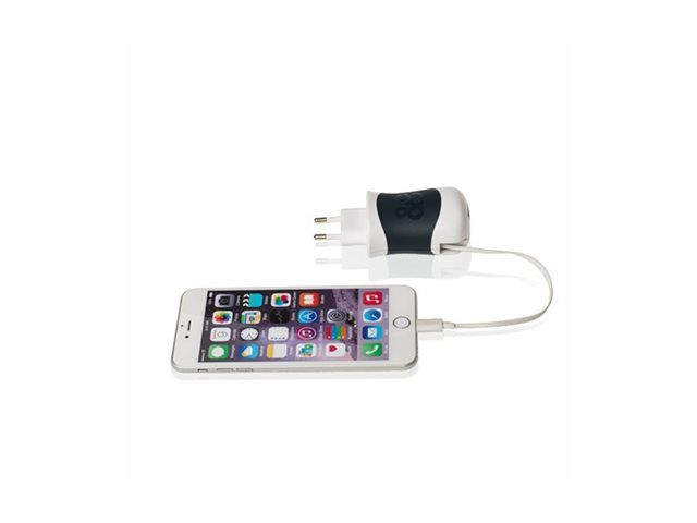 Watt and Co : CHARGER WHITE / GREY SMARTPHONES et TABLETS
