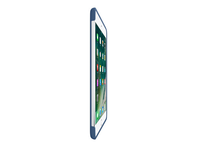 Apple : IPAD MINI 4 SILICONE CASE OCEAN BLUE