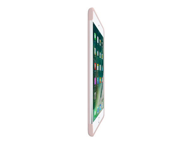Apple : IPAD MINI 4 SILICONE CASE PINK SAND