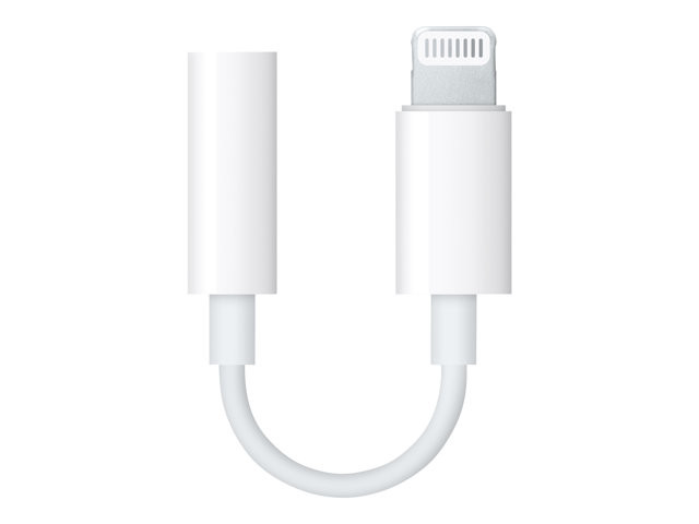 Apple : LIGHTNING TO 3.5 MM HEADPHONE JACK ADAPTER