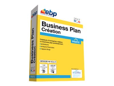 EBP : BUSINESS PLAN PRATIC 2017 + VIP