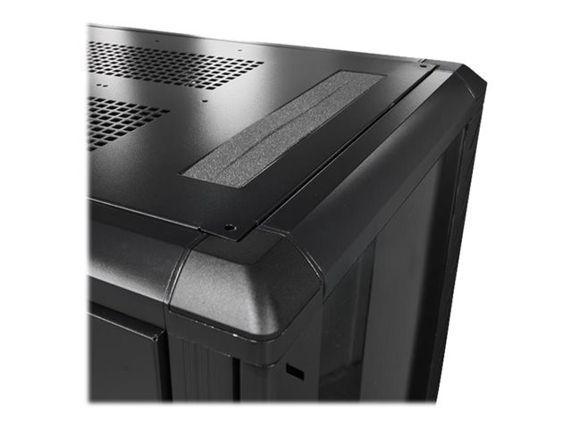 Startech : 25U 36IN KNOCK-DOWN SERVER RACK CABINET avec CASTERS (79.30kg)