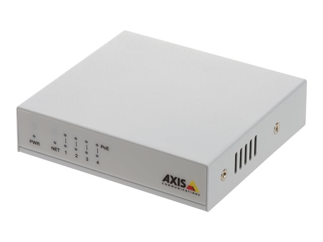 Axis : AXIS COMPANION SWITCH 4CH