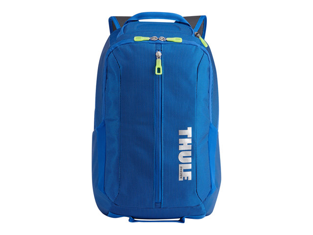 Case Logic : THULE NYLON BACKpack pour 17IN APPLE MACB PRO SAFE-ZONE COBALT