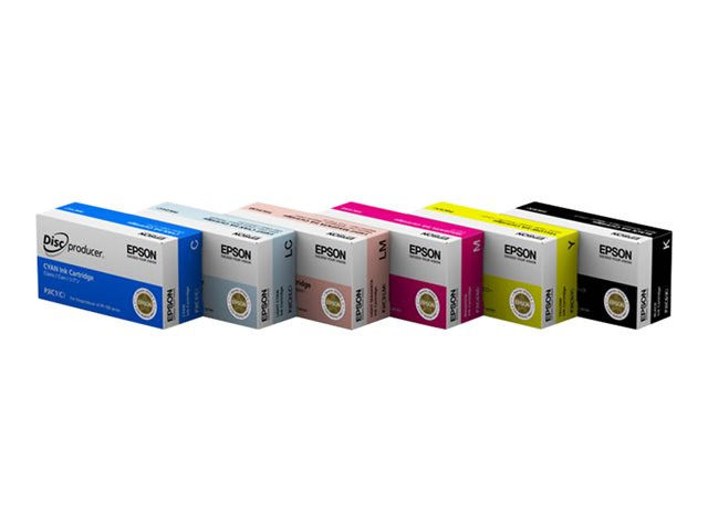 Epson : CARTRIDGE MAGENTA BRIGHT PJIC3 pour PP-100