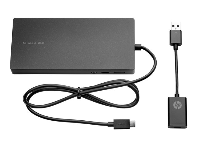 HP : HP ELITE USB-C DOCKING STATION pour DEDICATED NOTEBOOKS/TABLETS