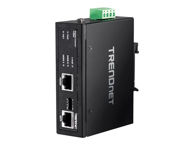 TrendNet : HARDENED INDUSTRIAL 60W GIGABIT POE INJECTOR