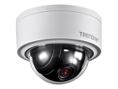 TrendNet : INDOOR/OUTDOOR 3MP H.265 MOTORIZED DOME NETWORK CAMERA