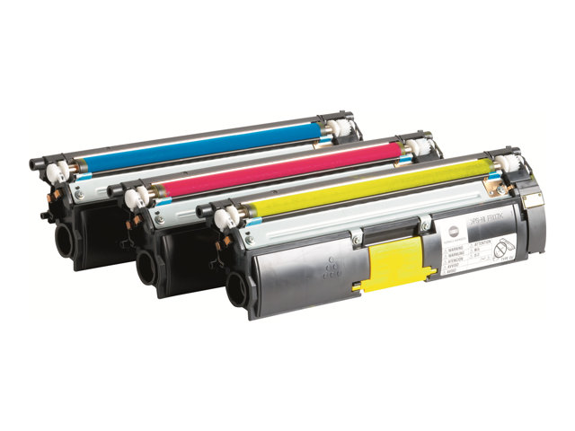 Konica Minolta : TONER VALUE kit (C/M/Y) 4.000 PRINTS pour MC 4650