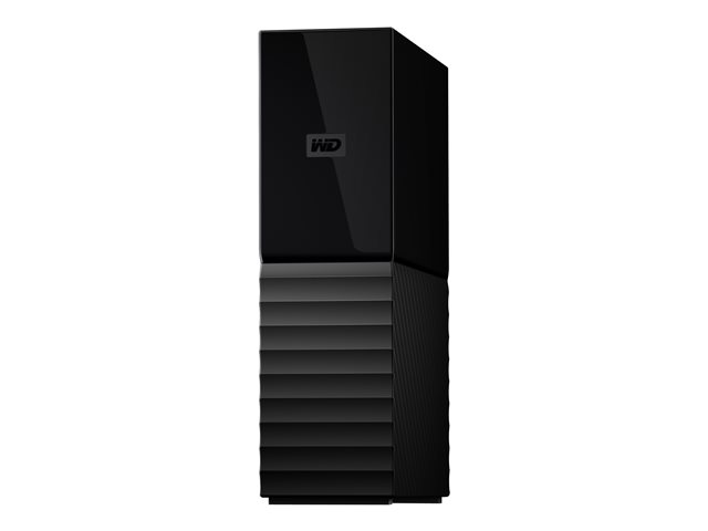 WD : MYBOOK 8TB 3.5IN USB 3.0 BLACK