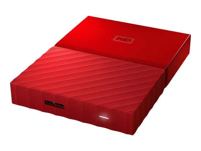 WD : MYPASSPORT ULTRA 1TB RED 2.5IN USB 3.0