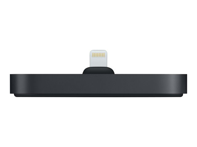 Apple : IPHONE LIGHTNING DOCK - BLACK .