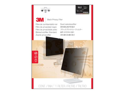 3M : 19.5W PRIVACY FILTER pour DELL MONITOR