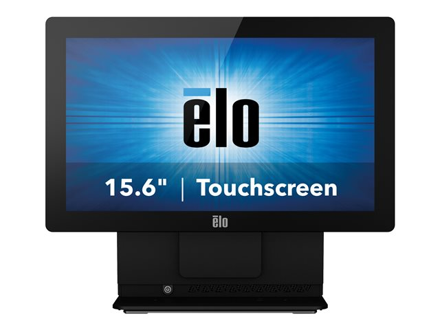 Elo Touch : ELO E SERIES 15.6IN Celeron 4GB 128SSD POS R7 0-BEZEL REV-D
