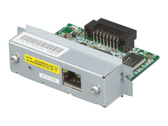 Epson : EPSON UB-E04: 10/100 BASE T ENET SUCCESSOR OF SKU 235E891