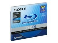 Sony : BLU RAY -R DL 50GB 270MIN .