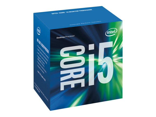 Intel : CORE I5-7600K 3.80GHZ SKT1151 6Mo CACHE BOXED (ci5-g7)
