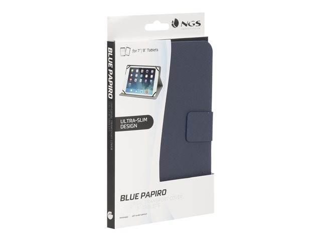 NGS : CASE BLUE PAPIRO .
