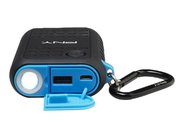 PNY : POWERpack OUTDOOR 7800MAH 1XUSB 2.1A LED LI-ION
