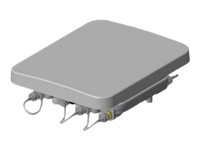 Extreme Networks : AP 7562 DUAL RADIO 802.11AC MIMo OUTDOOR ANT INSTALLED EU (7.38kg)