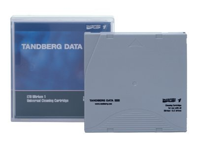 Tandberg : CLEANING cartridge pour LTO1 LTO2 LTO3