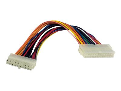 MCL Samar : ATX PSU TO EATX MOTHERBOARD POWER ADAPTER cable