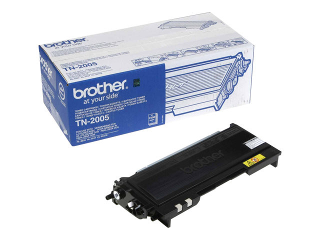 Brother : kit TONER 1500 PAGES pour HL-2035/2037 1.500 PGS