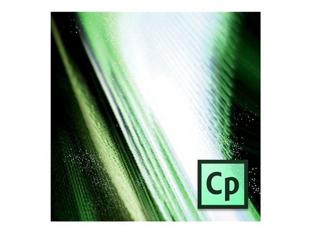 Adobe : CAPTIVATE 9 MACINTOSH FRENCH DVD SET 1 User fr (mac)