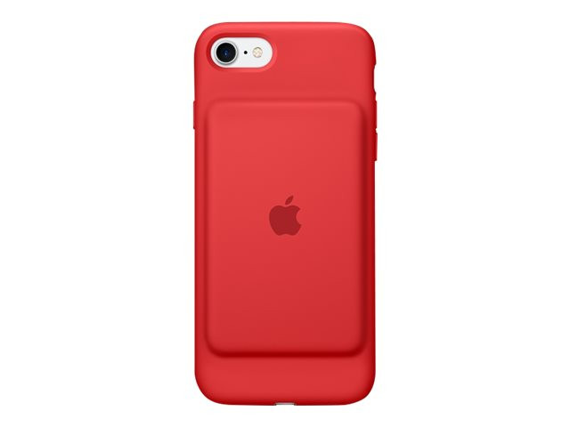 Apple : IPHONE 7 SMART batterie CASE RED