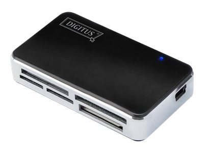 Assmann : CARD READER USB 2.0 BLACK .