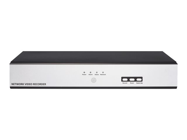 Assmann : DIGITUS 4 CHANNEL FULL HD NVR