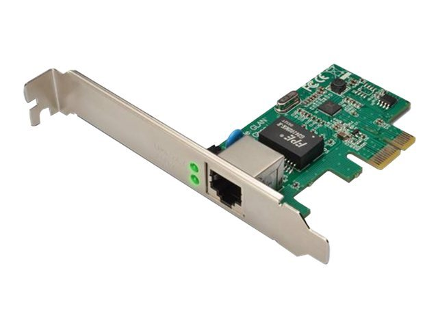 Assmann : DIGITUS GIGABIT ETHERNET PCI EXPRESS NETWORK card