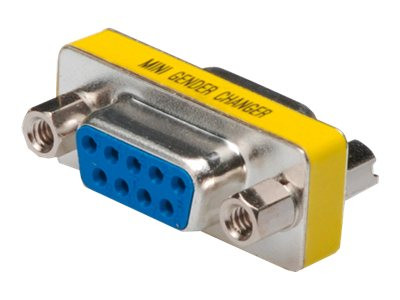 Assmann : MINI GENDER CHANGER 9-PIN DSUB 9PIN-DSUB 25PIN