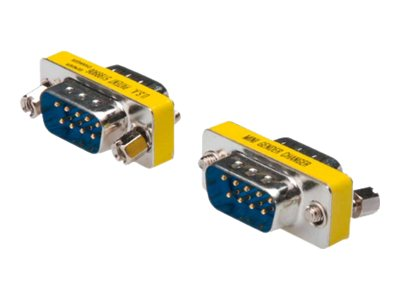 Assmann : MINI GENDER CHANGER 9-PIN DSUB 9PIN-DSUB 9PIN