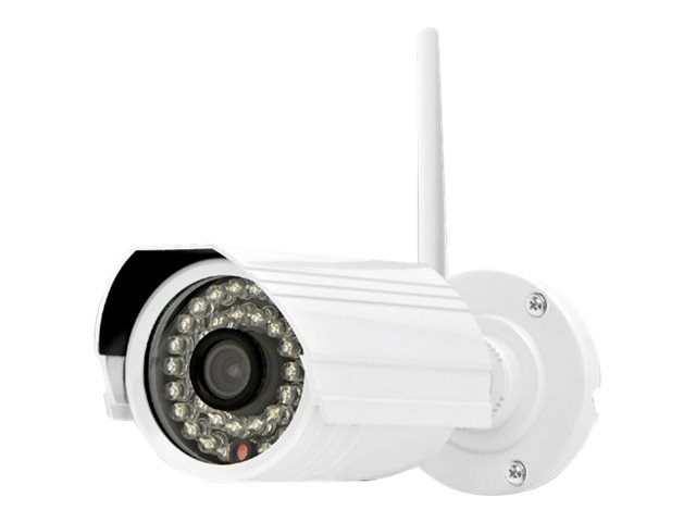Assmann : PLUG&VIEW OPTIGUARD DAY&NIGHT OUTDOOR BULLET CAMERA