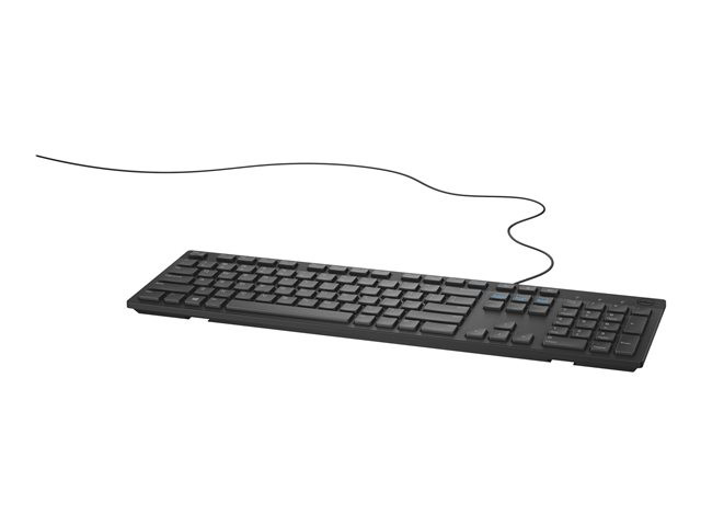 Dell : DELL CLAVIER MULTIMEDIA -KB216 FRENCH (AZERTY) - BLACK fr
