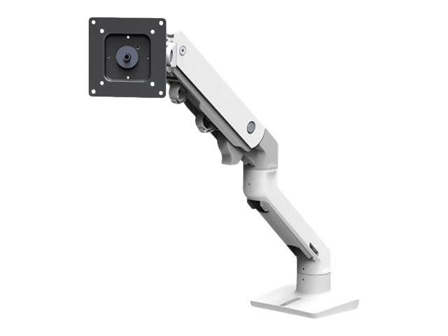 Ergotron : HX DESK MONITOR ARM WHITE .