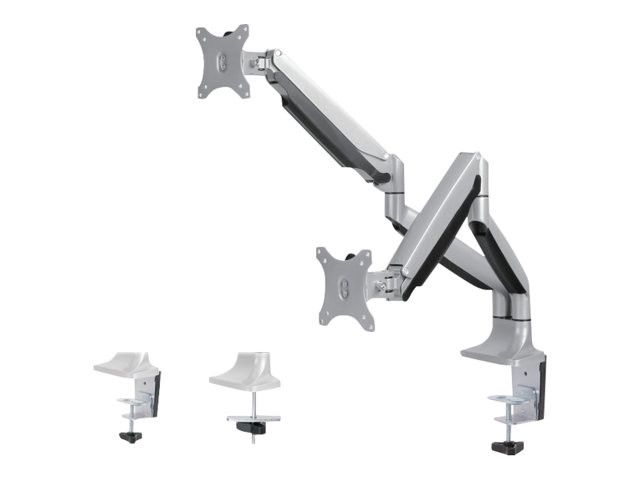 NewStar : NEOMOUNTS DESK MOUNT F/10-32IN SILVER (7.55kg)